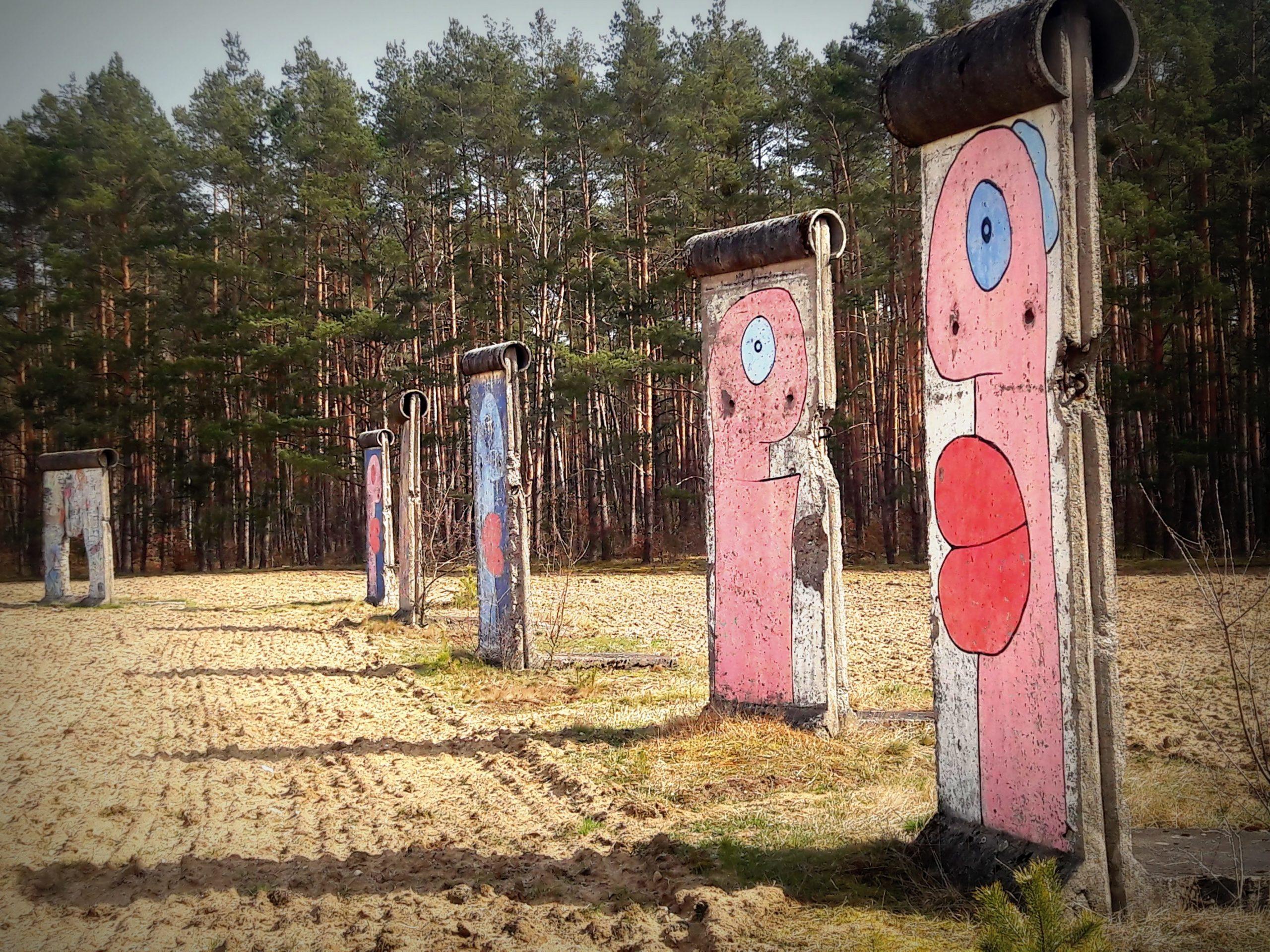 Mur Berliński Sosnówka